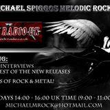 The Michael Spiggos Melodic Rock Show 09.10.2016