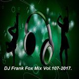 DJ Frank Fox Mix Vol.107-2017