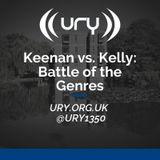 Keenan vs. Kelly: Battle of the Genres 19/01/2019