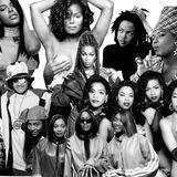 DJ X FADE TEEM SHELLINZ 90S MIX (LADIES EDITION PT2)