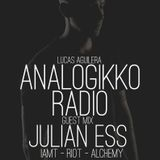 ANALOGIKKO RADIO BY LUCAS AGUILERA - JULIAN ESS - GUEST MIX - TM RADIO - Episode 042