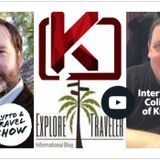 Crypto & travel show Interview-Colin Sydes Kryptonia Project