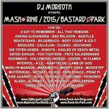 DJ Morgoth - Mash am Ring / Bastard im Park - 2015 Mix