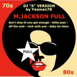 MICHAEL JACKSON FULL (don't stop til you get enough, billie jean, off the wall...)