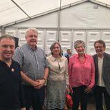 Yes Cymru - Trafodaeth Eisteddfod Llanrwst 6ed Awst 2019