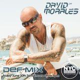 David Morales Exclusively On NYCHOUSERADIO.COM 2017 EP2