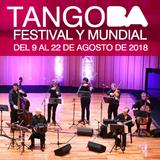 TangoBA - Concierto Apertura: Néstor Marconi - Tiempo esperado