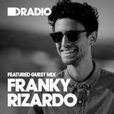 Defected In The House Radio - 04.08.14 - Guest Mix Franky Rizardo