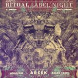 Elephant live set @ Popol Vuh records label night ritual @ Berlin