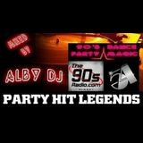 Party Hit Legends #54 - The Best 90's Hits Songs