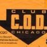 Frankie Knuckles Live Cod's Chicago 1980