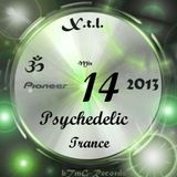 Progressive & Psytrance Mix 14