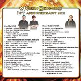 World Kingdom at Riviera Sapporo 1st ANNIVERSARY MIX Mixed by BZMR & DJ KYOHEY