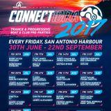 Wayne Spelman @ Eden Ibiza - Connect Boat Pre Party - 8 September 2017