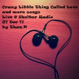Thank's Radio Shows @ Shelter-Radio.gr (Crazy Little Thing Called Love and more songs)