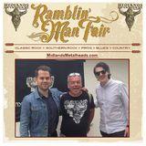 Interview with 'Tax The Heat' at Ramblin' Man Fair 2016