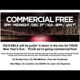DJ Juanito | KBLX - New Year's Eve Mix #2