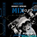 Marco Zapata - Monkey spring Podcast Mix 2017