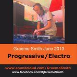 Graeme Smith - 27th June 2013 (Progressive/Electro)