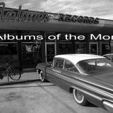 Albums Of The Month on Bayou Blue Radio -  February 2019