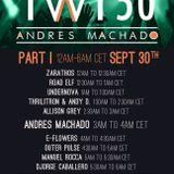Andrés Machado Pres. TranceWorld Tunes 050 Part I (Sep 30th 2012) on Trancesonic.FM [Andrés Machado]