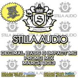 Stilla Audio promo mix Vol6 Decimal Bass & Impact MC