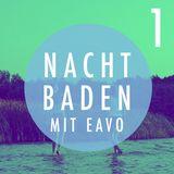 Vier Stunden Nachtbaden Münster vom 3.4.2013. Teil 1. Ca. 0:50-3:00