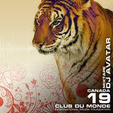 Club du Monde @ Canada - DJ Avatar - oct/2010