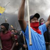Ecuadorians Protest Neo-liberal Austerity and Win