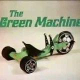 GREEN MACHINE(under that cloud)