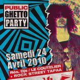 Public Ghetto #6 (live)