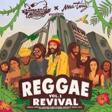 RAGGA KILLA SOUND x MA'TING - REGGAE REVIVAL   vol. 1 (Mixcd)