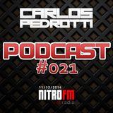 Carlos Pedrotti - Podcast #021