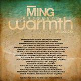 MING Presents Warmth 070