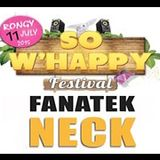 NECK - SO WHAPPY FESTIVAL (Rongy) 11 07 2015