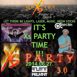 2014.06.27. - XS Party 3.0, PRLMNT