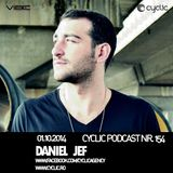 Cyclic Podcast #154 - Daniel Jef