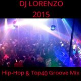 HIP-HOP / TOP40 GROOVES 2015