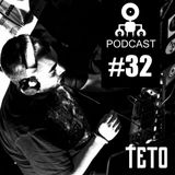 Teto - Neurofuck Mix - Melting Podcast #32