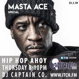 DJ Captain Co. - HipHop Ahoy 15 - Masta Ace special