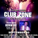 Club zone #24 DJ C.ced 2015-09-20 139 bpm