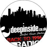 BACK TO 1996 with DEEPINSIDE Radio