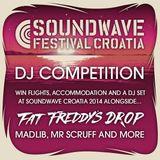 Dj D Fitz Soundwave Croatia 2014 DJ Competition Entry