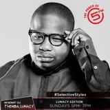 The Lunacy Edition Mix by Themba Lunacy (13.11.16)