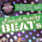 finest.mixing Beats #23 - Partyup-MiX 60s&70s 06-17