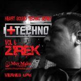 HEART SOUND TECHNO SERIES 006 BY ZIREK +TECHNO