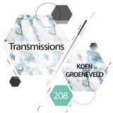 Boris - Transmissions 208 on TM Radio (guest mix Koen Groeneveld) - 12-Dec-2017