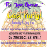 "The ""Love, Queens..."" Cast Party"