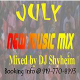 July New Music Mix by DJ Shyheim