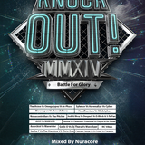 Sasha F Vs The Machine VS Chris One @ Knock Out! (Mixed by Nuracore)